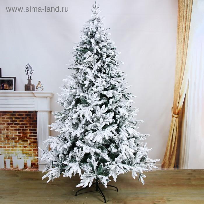 """Ёлка """"Уральская"""" со снегом (1090 веток)"""