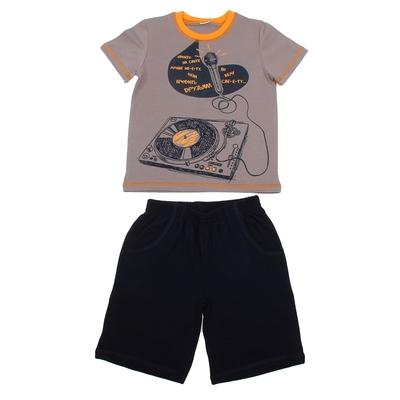 Комплект для мальчика, рост 98 см (52), цвет МИКС 673-15