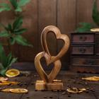 "Souvenir ""Two hearts"""