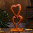 "Souvenir ""Two hearts"" dark"