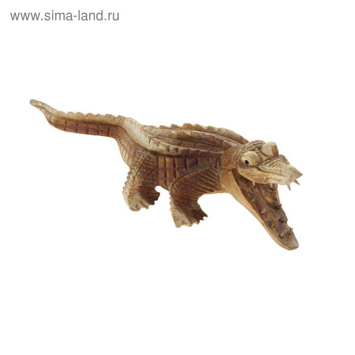 """Сувенир """"Крокодил"""", большой"""