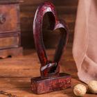 "Souvenir ""Heart"" dark, 20 cm"