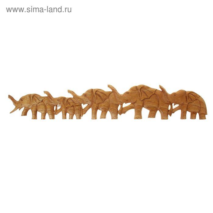 """Панно """"Путь слонов"""""""