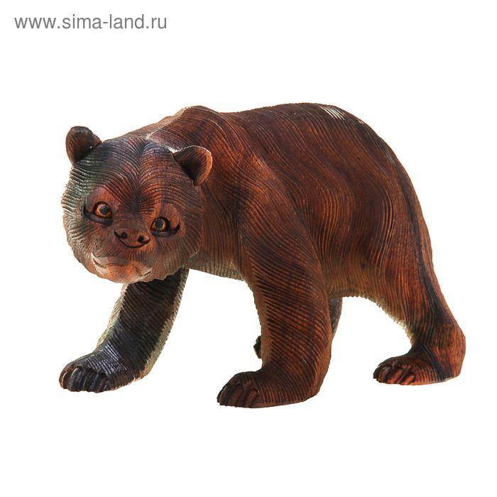 """Сувенир """"Медведь"""" коричневый"""