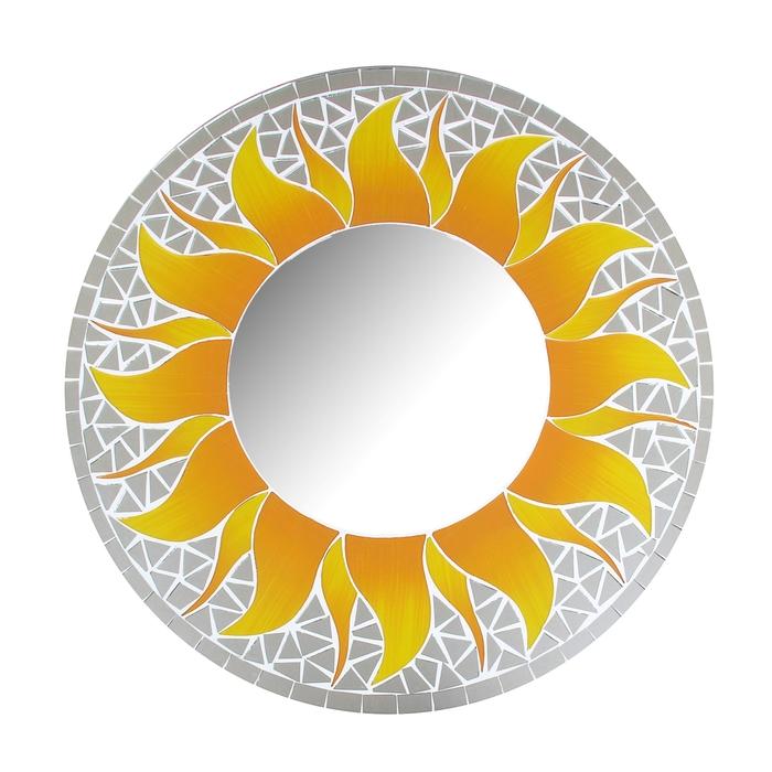 "Зеркало ""Солнечный круг"""
