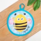 """Прихватка """"Collorista"""" Пчелка Жу-жу 17х17 см, 100% п/э"""