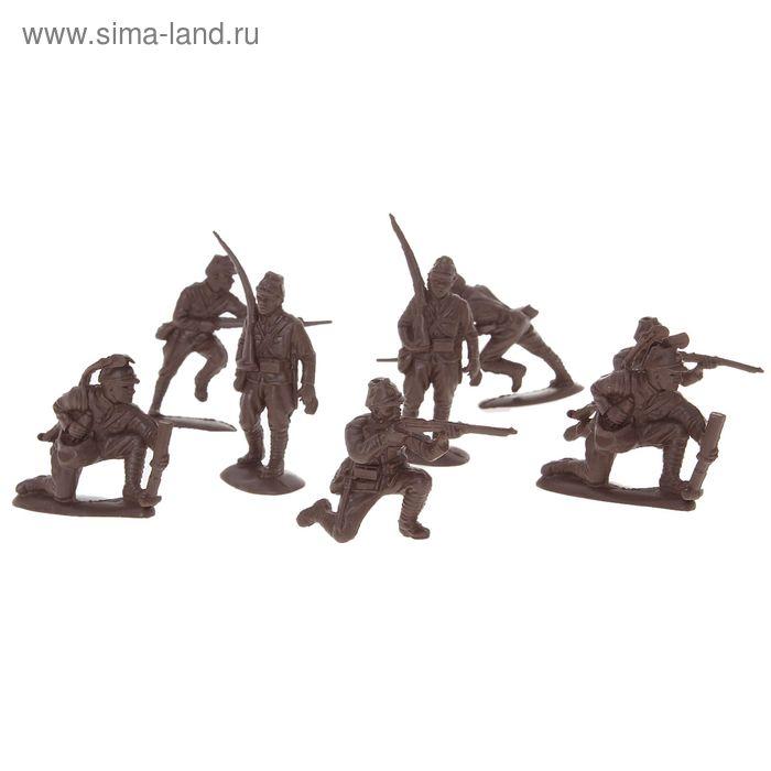 "Солдатики ""Японская пехота"" БОП"