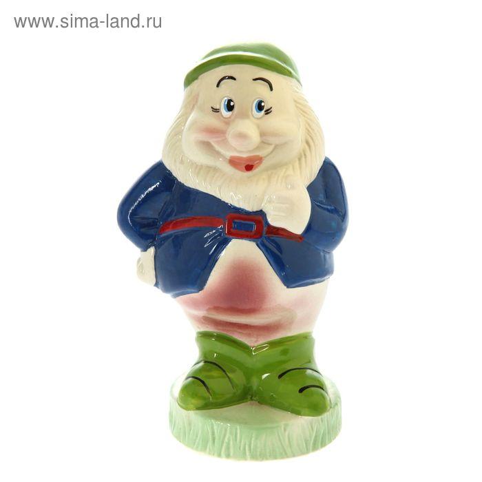 """Садовая фигура """"Гном"""" малая"""