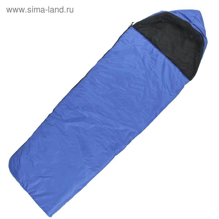 """Спальный мешок """"Люкс"""", с москитной сеткой, 3-х слойный"""