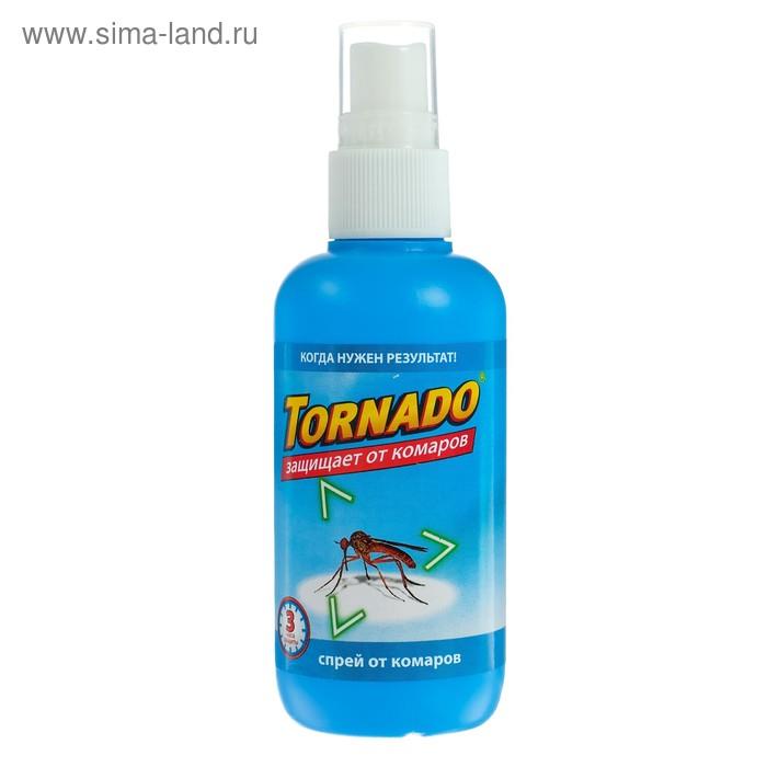 Спрей от комаров Торнадо 100 мл