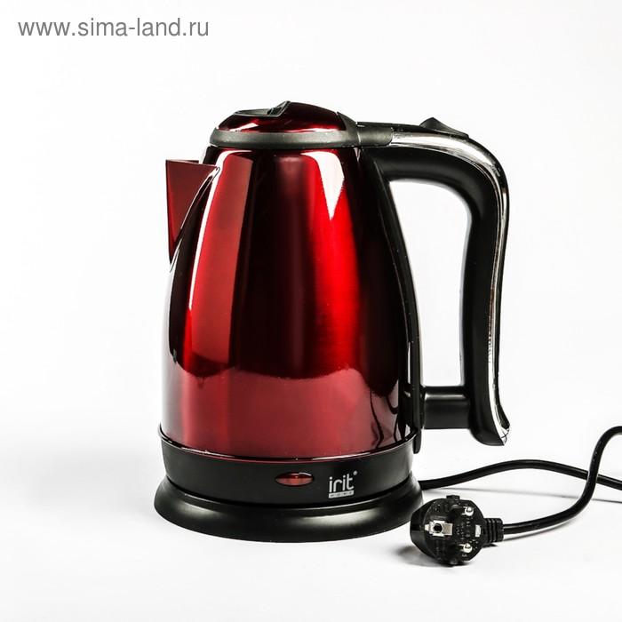 Чайник электрический Irit IR-1325, 1.8 л, 1500 Вт