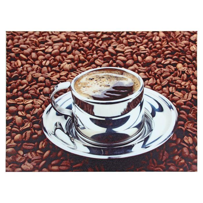 """Картина на подрамнике """"Кофе"""""""