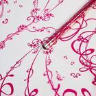 """Пленка для цветов и подарков """"Невеста"""" ярко-розовый 0.7 х 8.2 м, 40 мкм"""