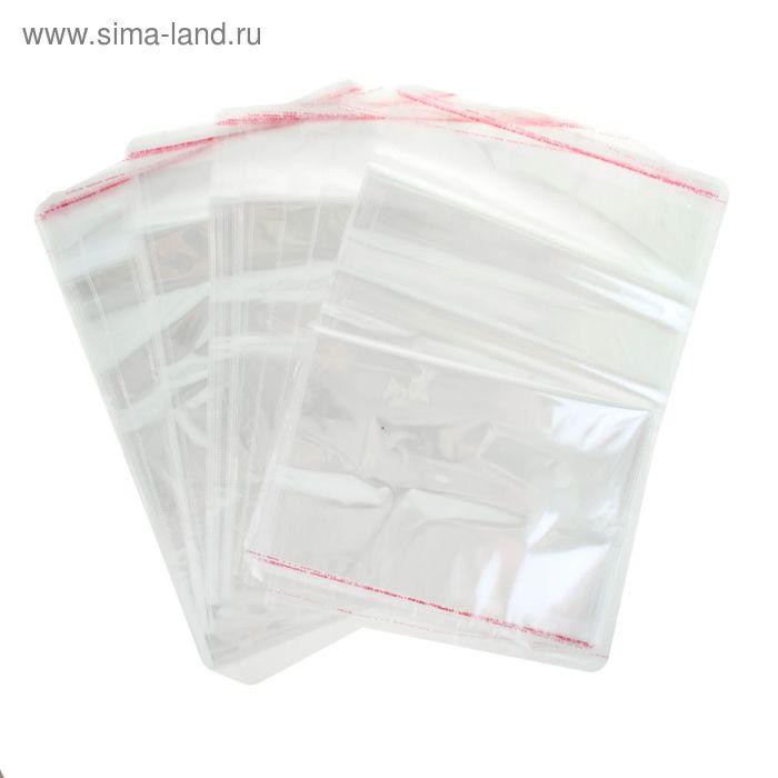 Пакет с липкой лентой 15 х 38/4 см