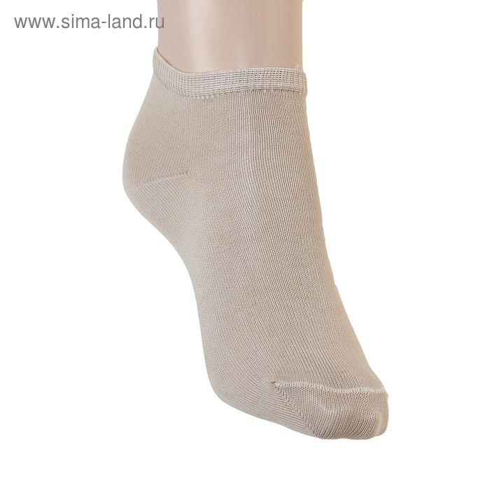 Носки женские INCANTO IBD733001 sabbia, р-р 3 (39-41)