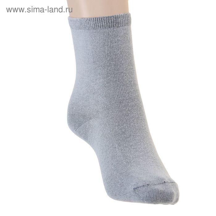 Носки женские INCANTO IBD733004 grigio chiaro M, р-р 3 (39-41)