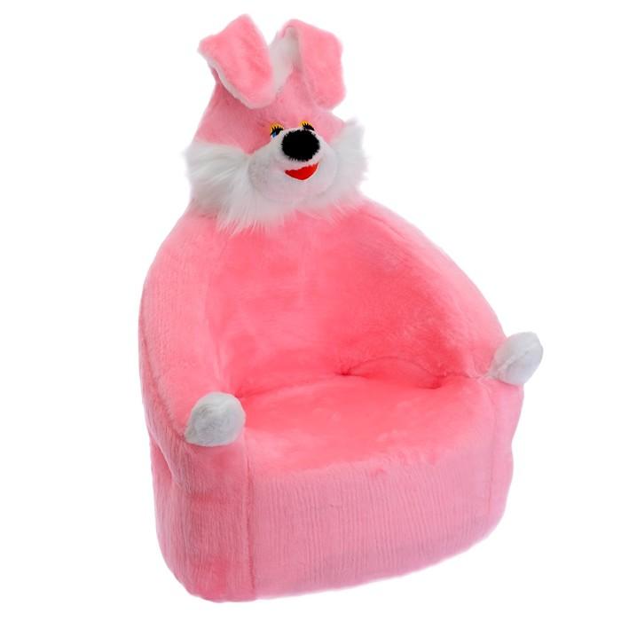 "Мягкая игрушка ""Кресло. Заяц"", МИКС"