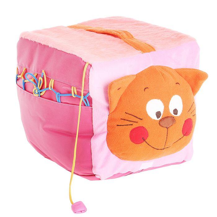 """Мягкая игрушка """"Пуфик. Кот"""""""