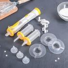 пластиковые кондитерские принадлежности