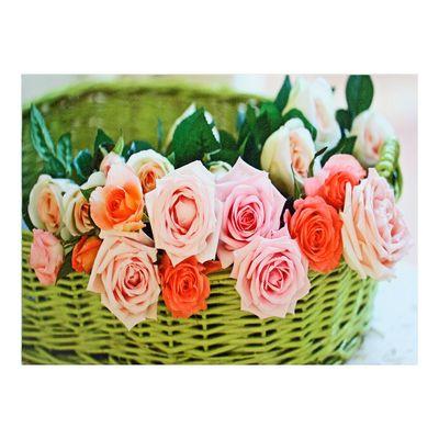 """Картина на подрамнике """"Нежные розы"""""""