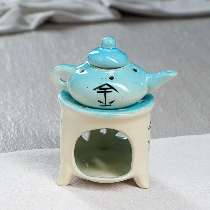 "Интернет Универмаг TUT74 - Аромалампа ""Чайник"", 12 см, микс"