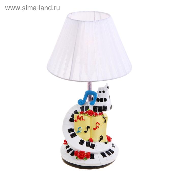 """Лампа настольная """"Пианино"""""""