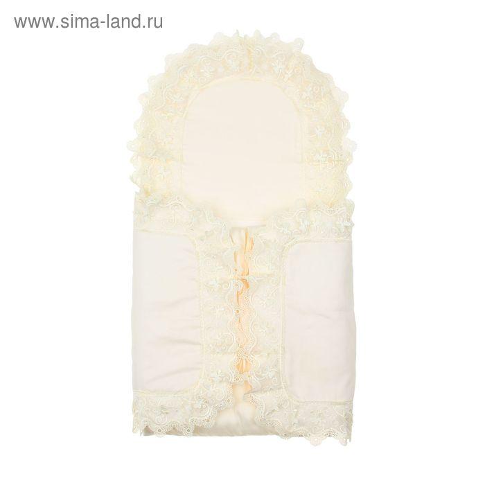 Комплект для новорожденного всесезонный (9 предметов), цвет шампань