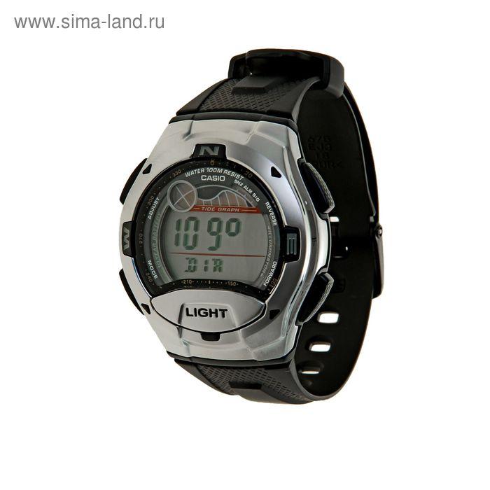 Часы наручные мужские Casio W-753-1A