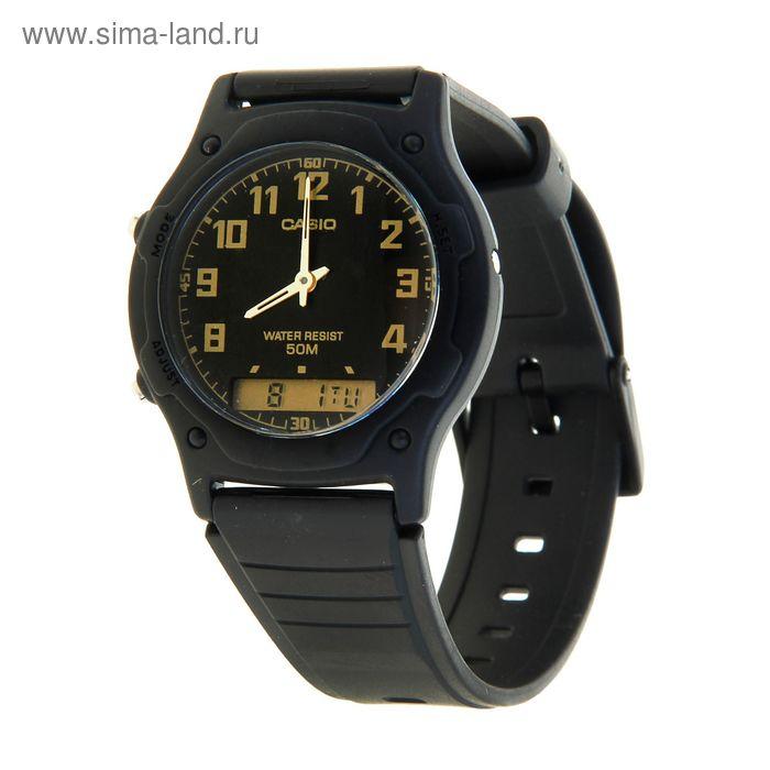 Часы наручные мужские Casio AW-49H-1B