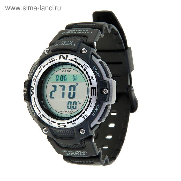 Часы наручные мужские Casio SGW-100-1V