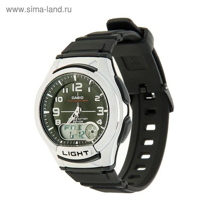 Часы наручные мужские Casio AQ-180W-1B