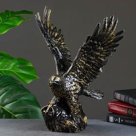"""Фигура """"Орел на камне"""" 28х28х40см"""