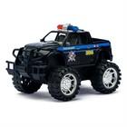 Джип инерционный «Полицейский патруль», МИКС - фото 106537469