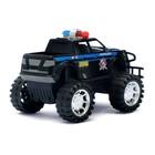 Джип инерционный «Полицейский патруль», МИКС - фото 106537471