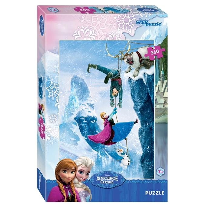 """Пазлы Disney """"Холодное сердце"""", 360 элементов"""