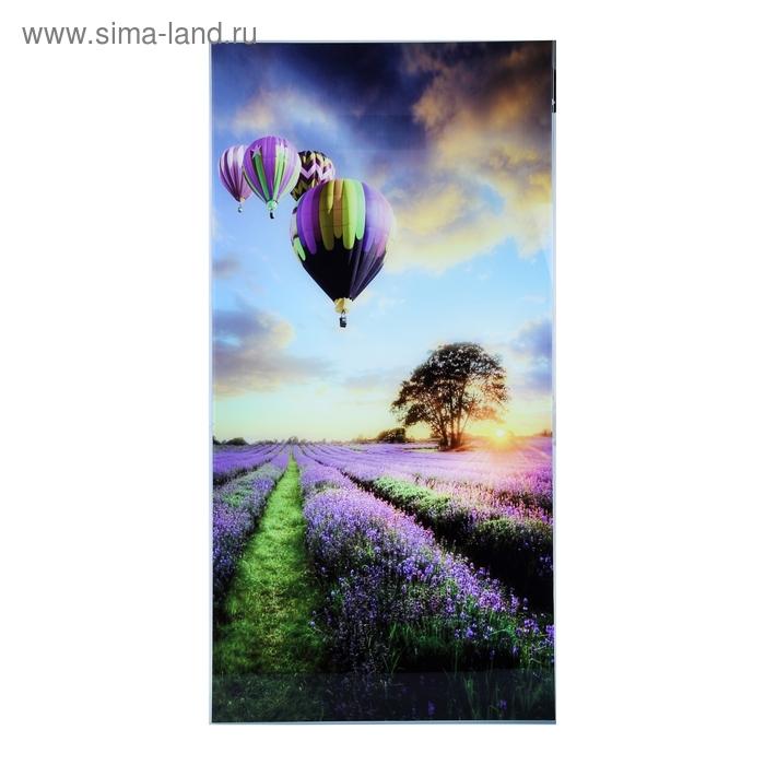 """Картина на стекле """"Воздушный шар"""""""