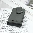 Чехол Time для телефона, раскладной , универсальный, цвет чёрный