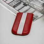 Чехол Time для телефона, размер 6, цвет красный/белый