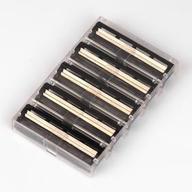 Сменные кассеты Breeze 2 лезвия, 5 шт Ош