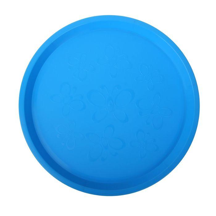 Поднос 33 см Arrivo, цвет голубая лагуна