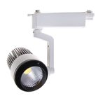 Трековый светильник LED, 30 W, 2400 Lm, 4000 K, дневной свет, SL-3001WB, корпус БЕЛО-ЧЕРНЫЙ