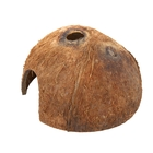 Пещера из кожуры кокоса, 1/2 кожуры кокоса среднего размера JBL Cocos Cava