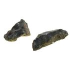 """Камень натуральный """"Серый"""" для декора, UDeco Grey Stone L, размер 15-25 см, 1 шт"""