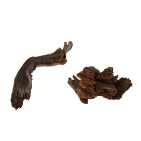 "Коряга натуральная ""Китайская"" для декора,UDeco Chinese Driftwood XXS, размер 10-15 см, 1 шт"