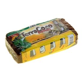 Натуральный кокосовый перегной, брикет JBL TerraCoco Humus, 600 г Ош