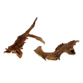 "Коряга натуральная ""Китайская"" для декора,UDeco Chinese Driftwood S, размер 20-30 см, 1 шт."