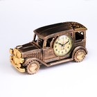 "Alarm clock ""retro Car"", d=6.5 cm, 10.5х22 cm"