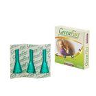 Биокапли GreenFort от блох для собак средних пород 3 х 1,5 мл