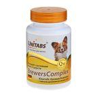 """Витамины """"Юнитабс. BreversComplex"""" с пивными дрожжами для мелких собак, 100 таб"""