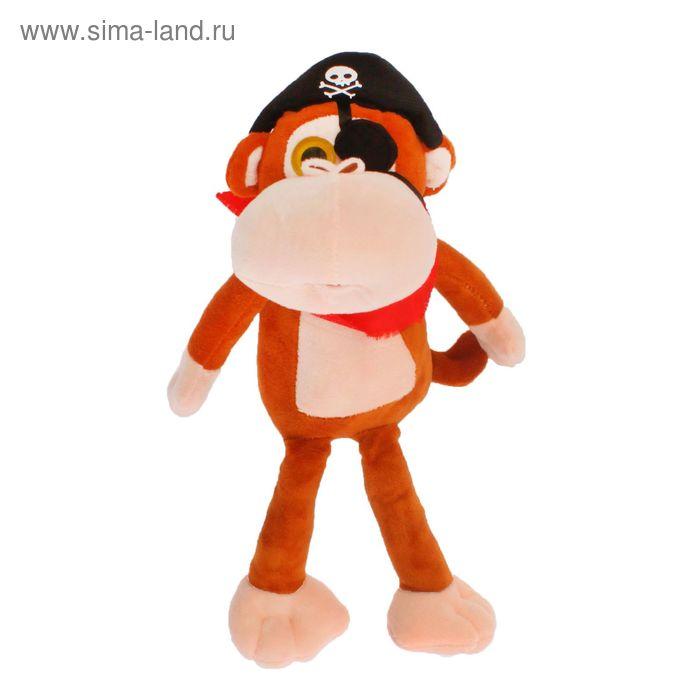 """Мягкая игрушка обезьяна """"Пират"""""""